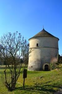 pigeonnier domaine de Pescheray