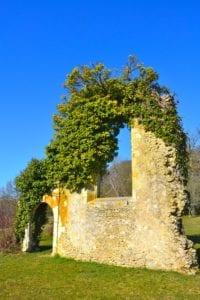 ruines de Pescheray