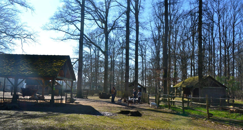 Zoo de Pescheray