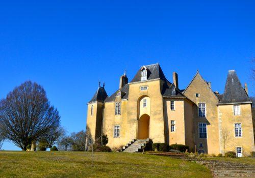 Château de Pescheray