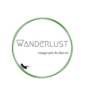 Logo guide wanderlust