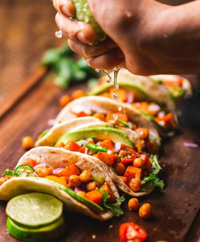 recette d'ailleurs Tacos Mexique