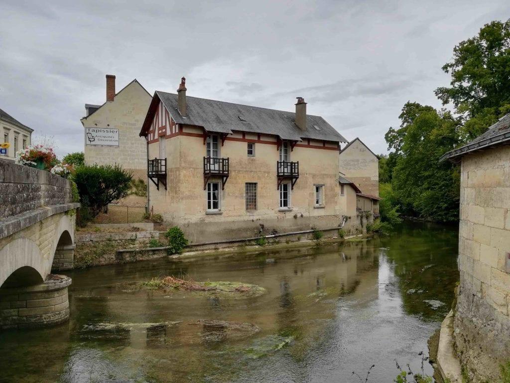 Village Rustine vallée du loir