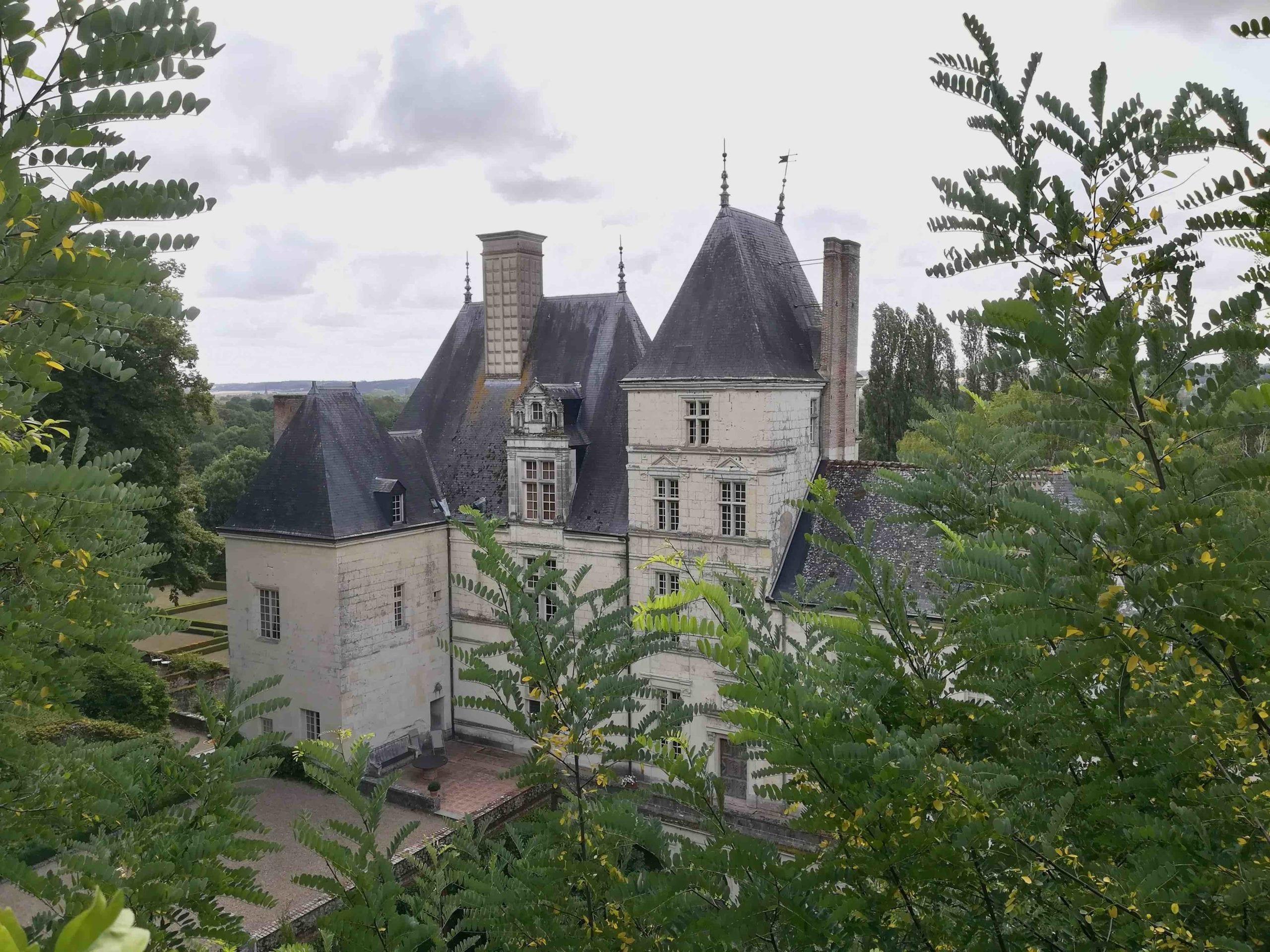 Château de Poncé sur loire