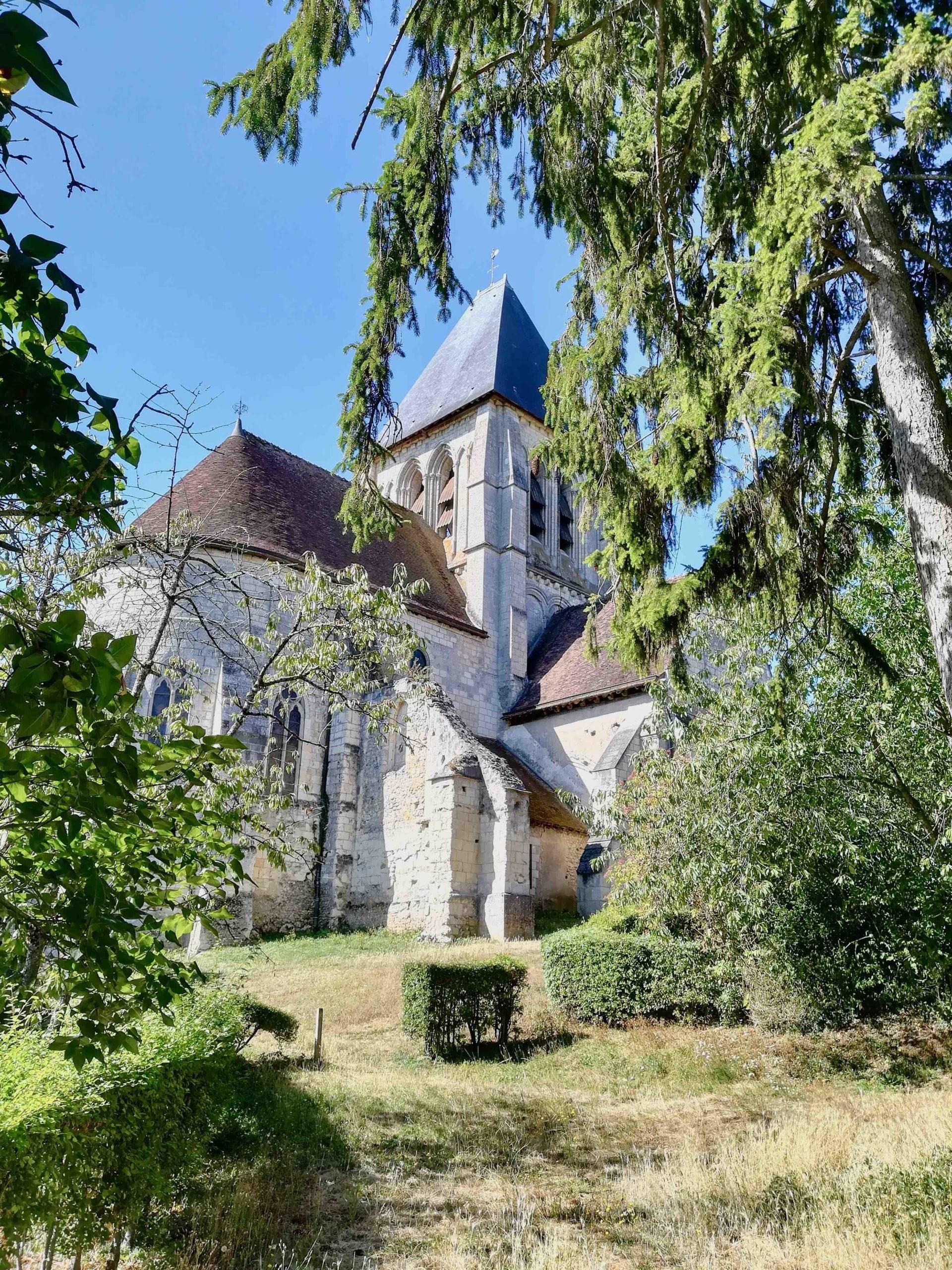 Eglise de Troo