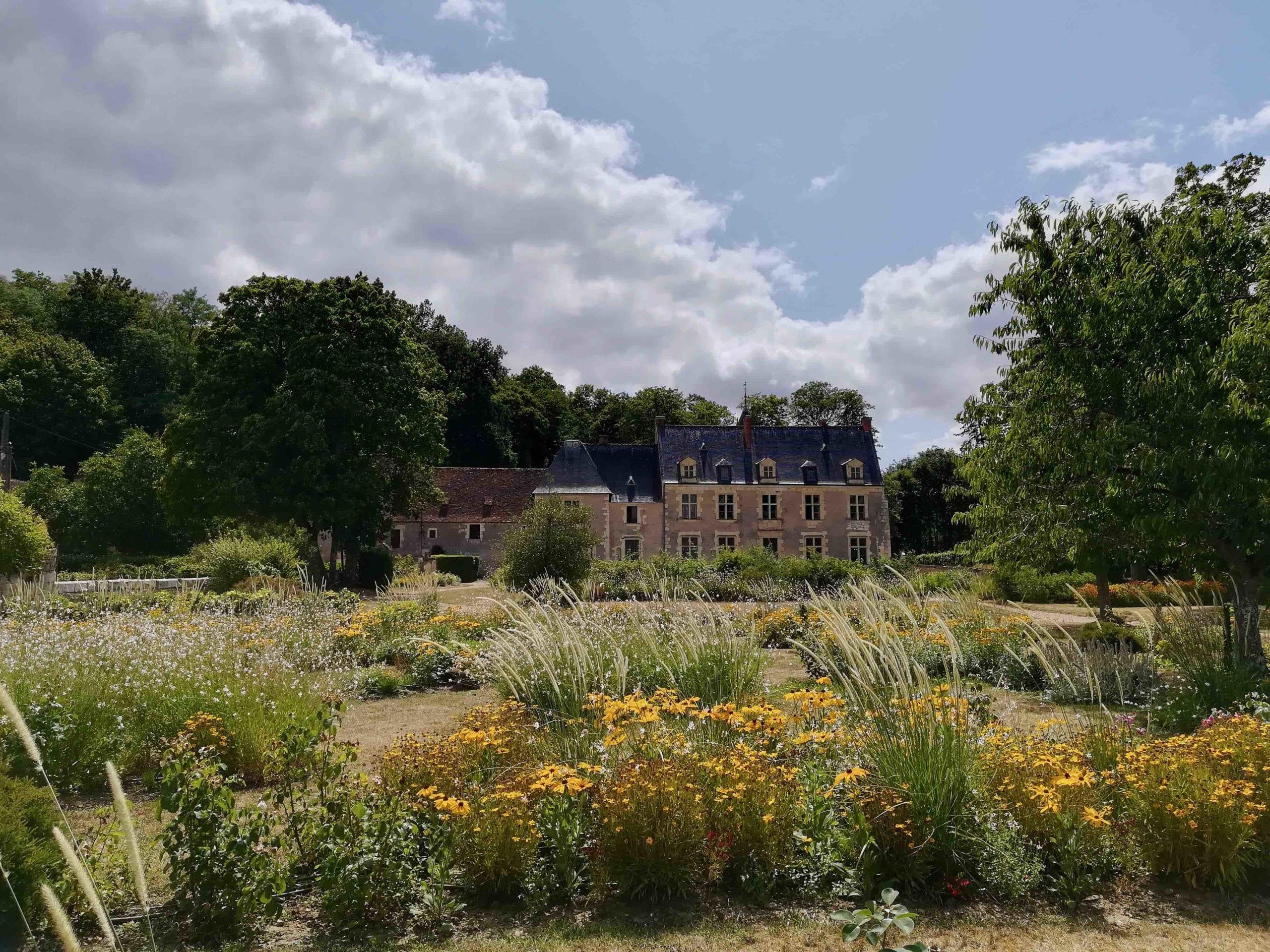 Manoir de la Possonnière - Couture sur Loir