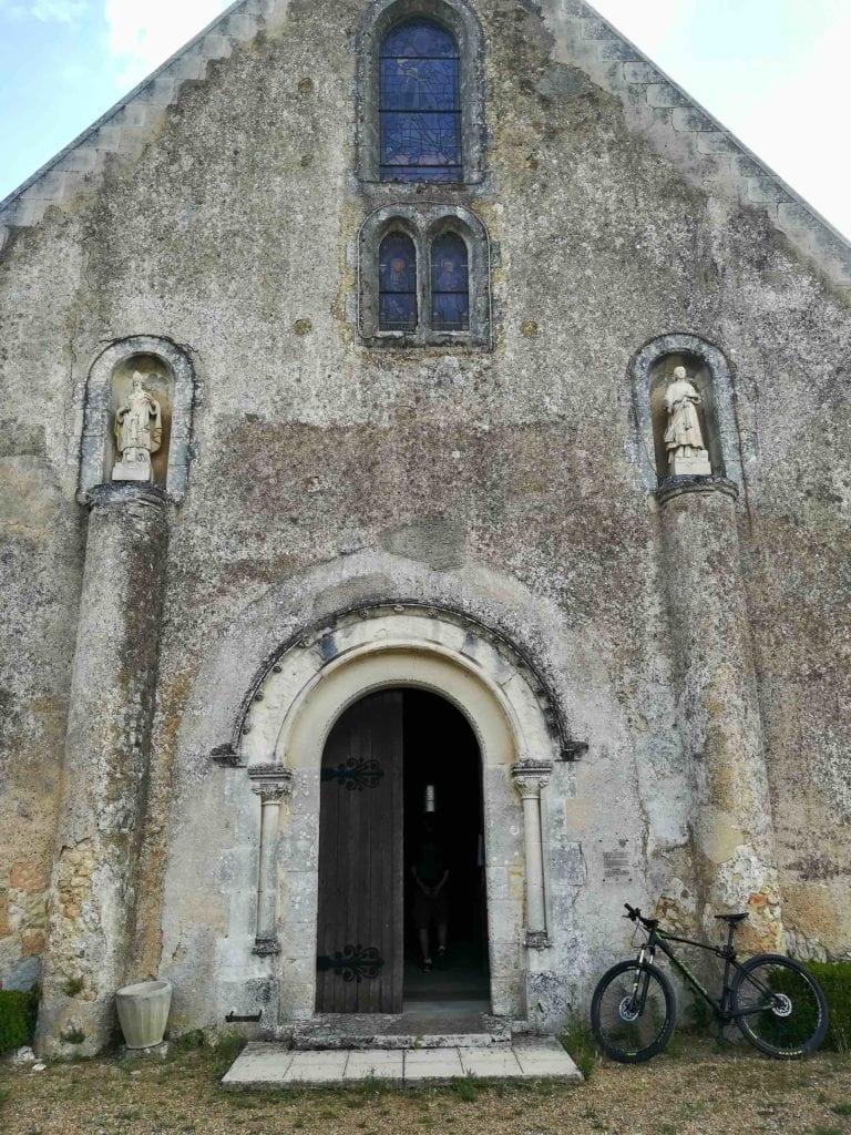 Eglise de Saint-Jacques des Gérets
