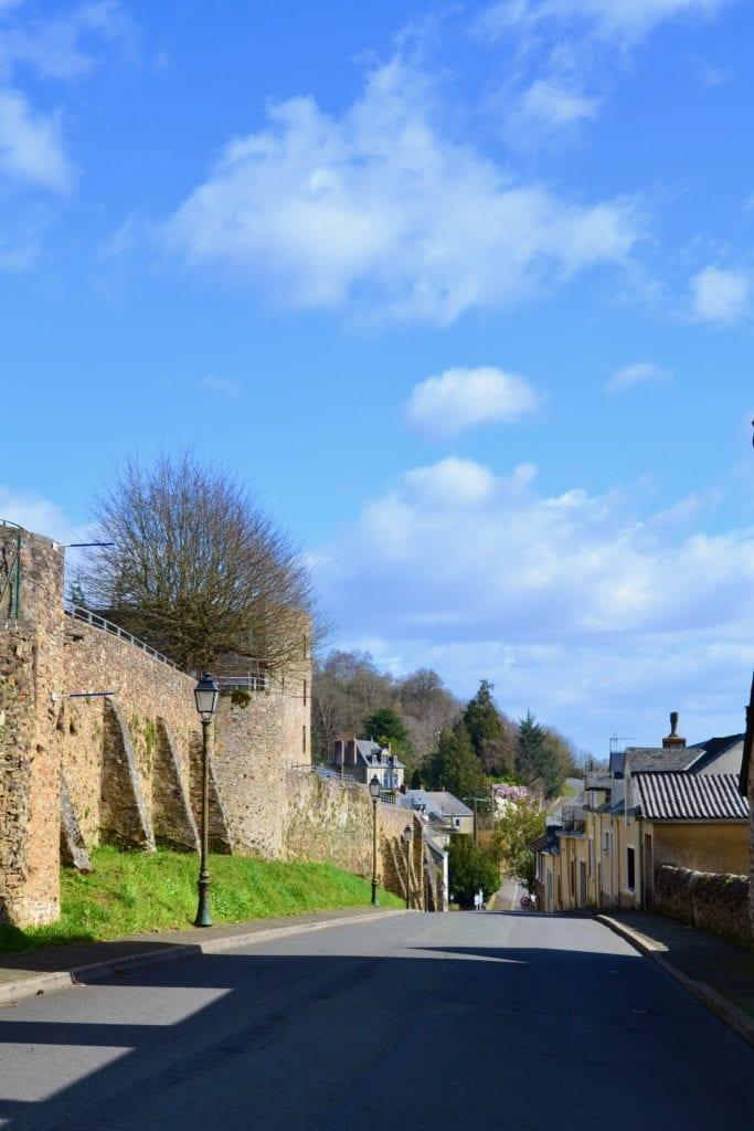 village Sillé-le-guillaume