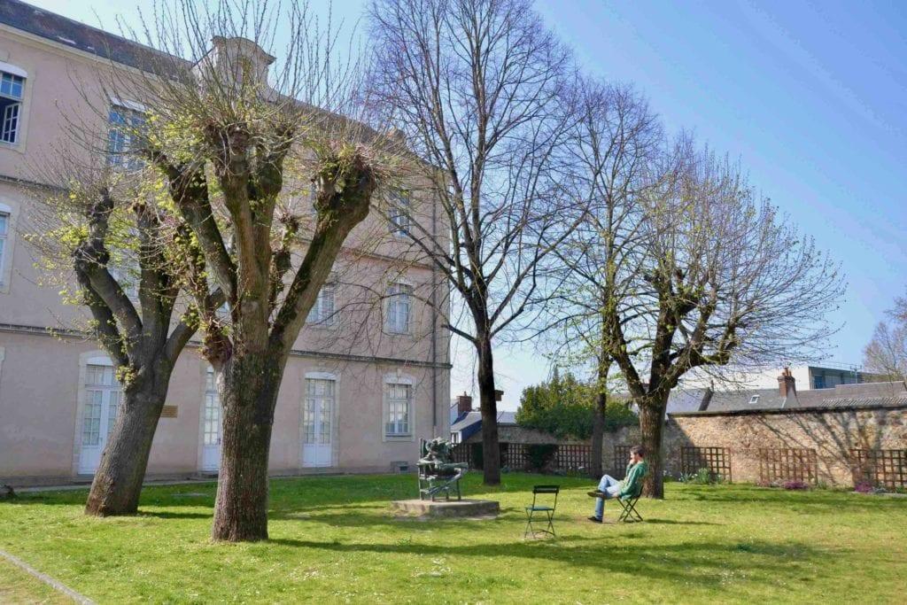 Le musée vert de la ville du Mans