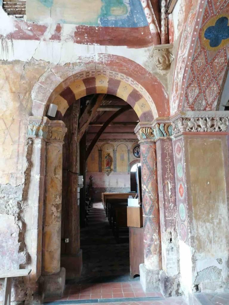 Eglise de saint Léonard des bois