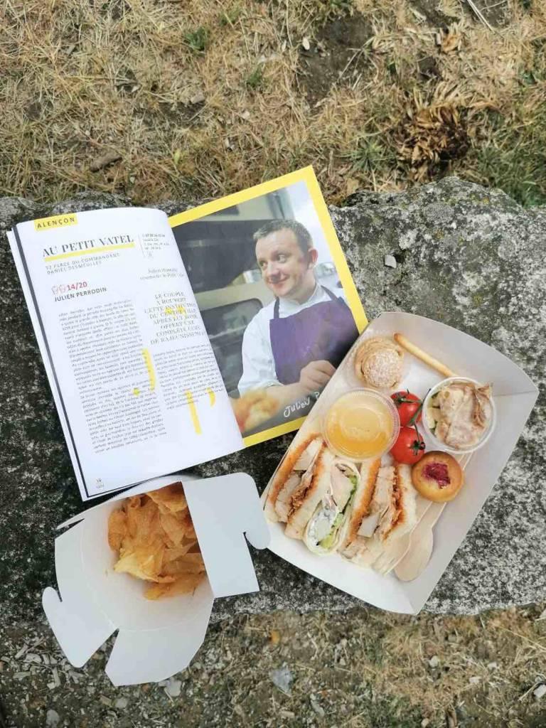 Où déjeuner à Alençon