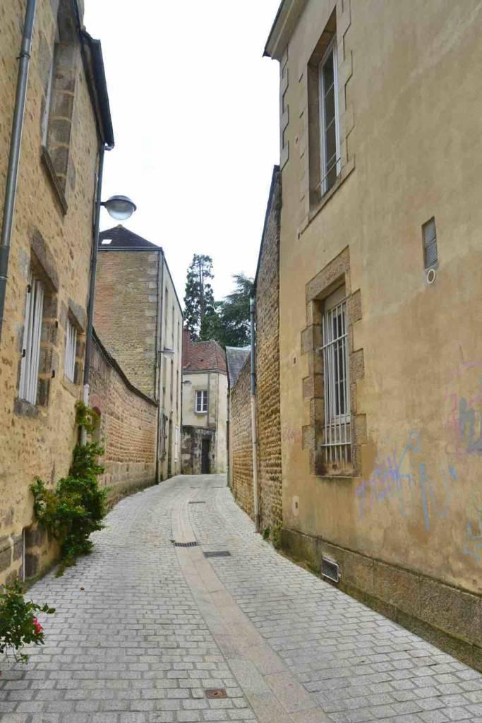 tourisme Alencon quartier saint léonard
