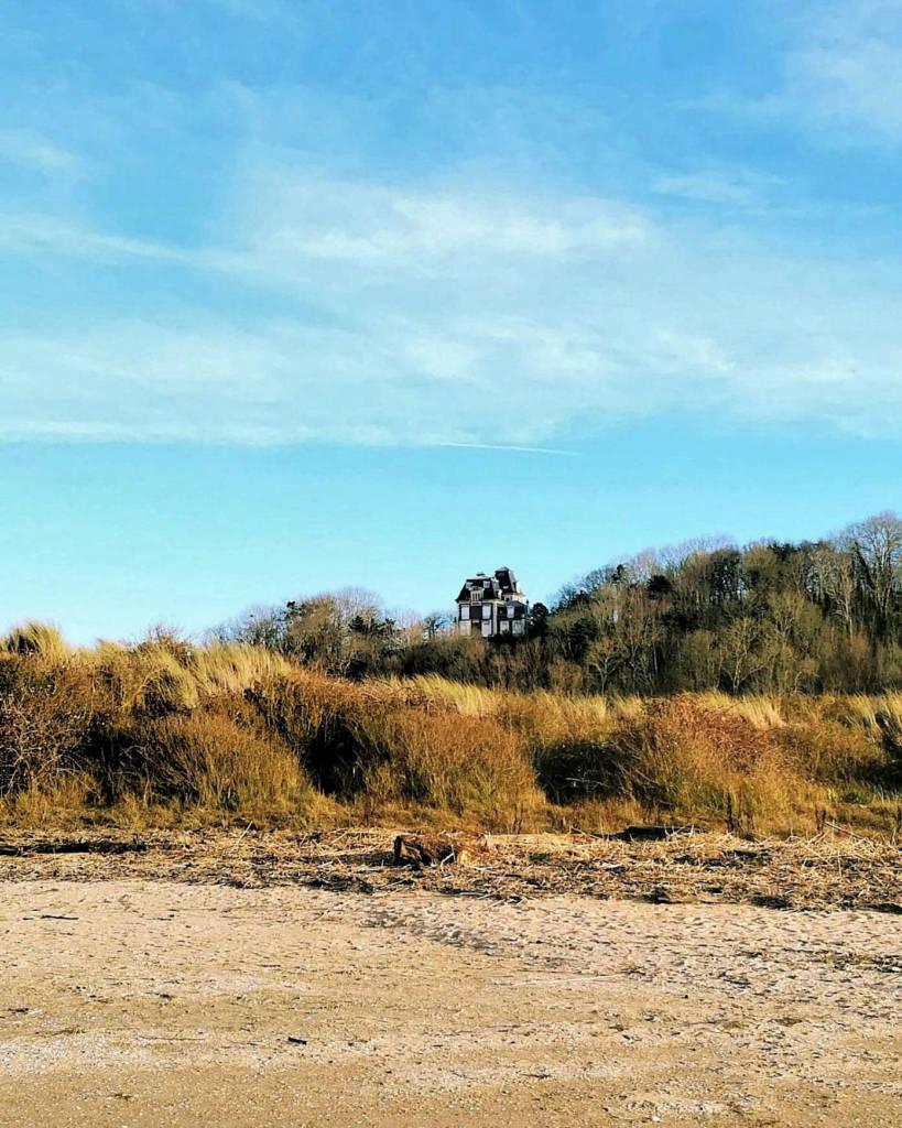 Dunes de la pointe de Cabourg