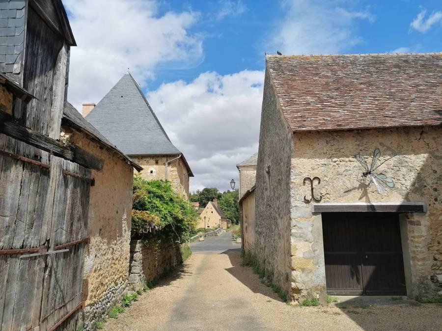 rue village asnieres