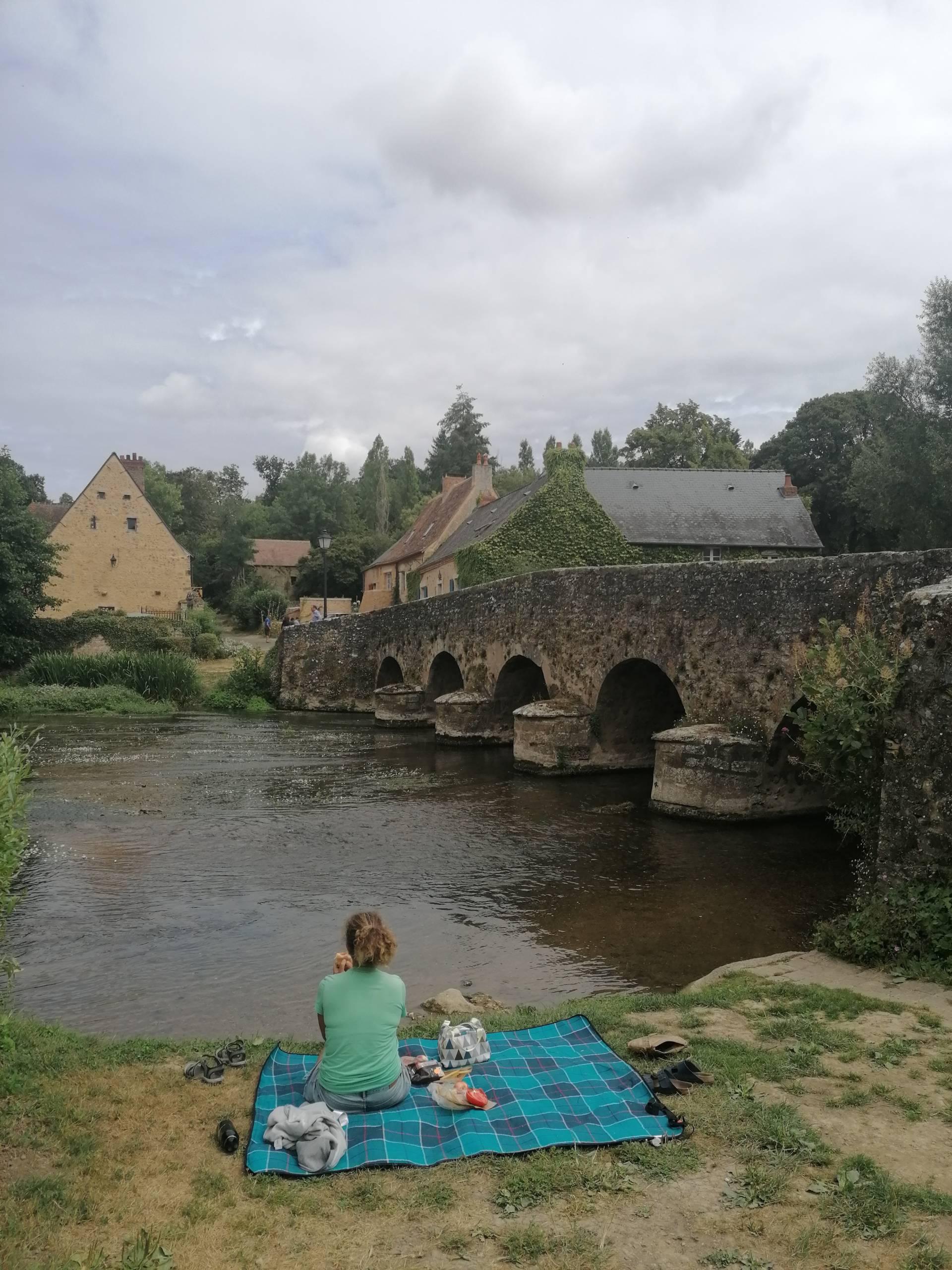 villages vallée de la sarthe