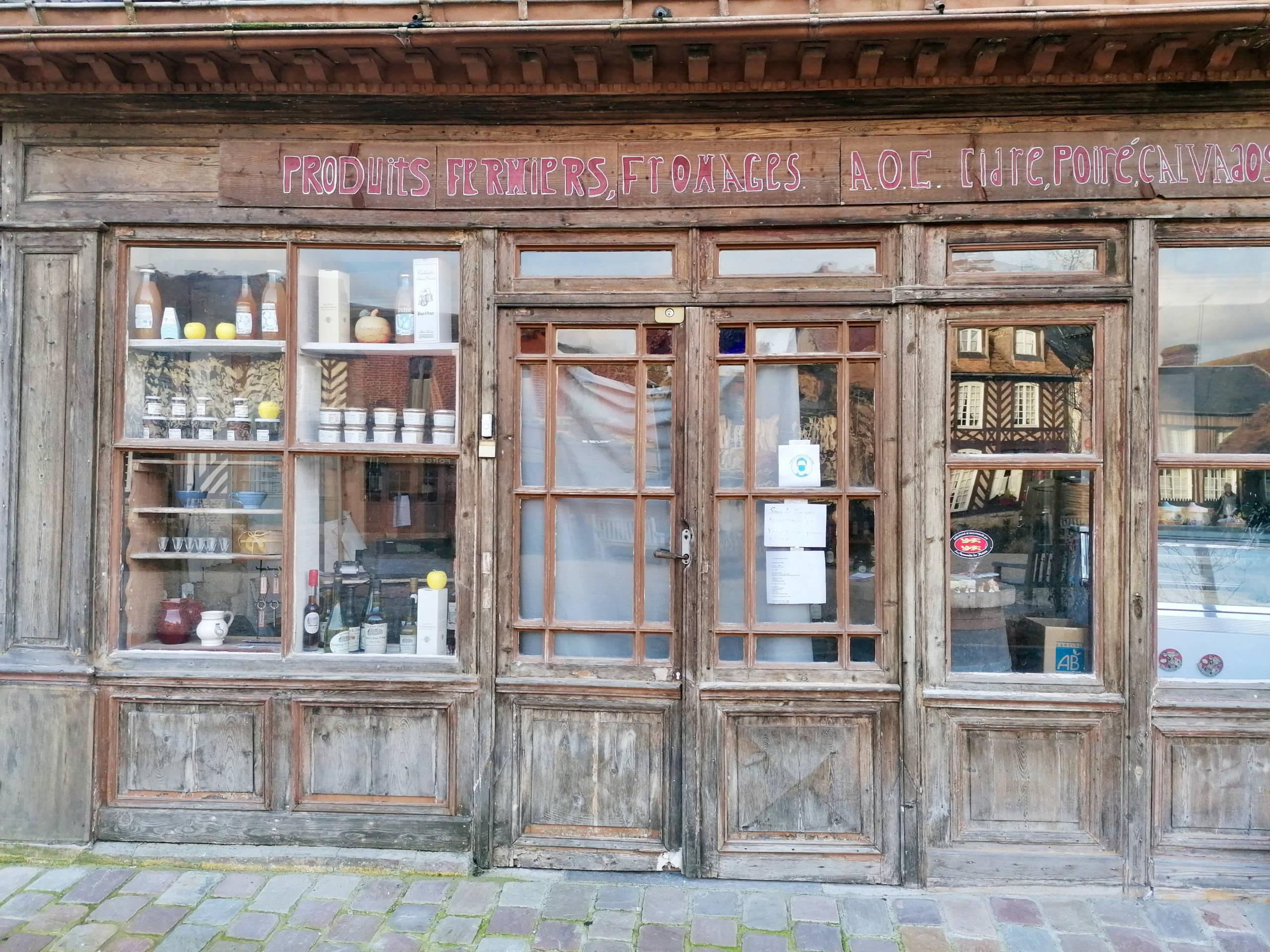 boutique calvados produits normands