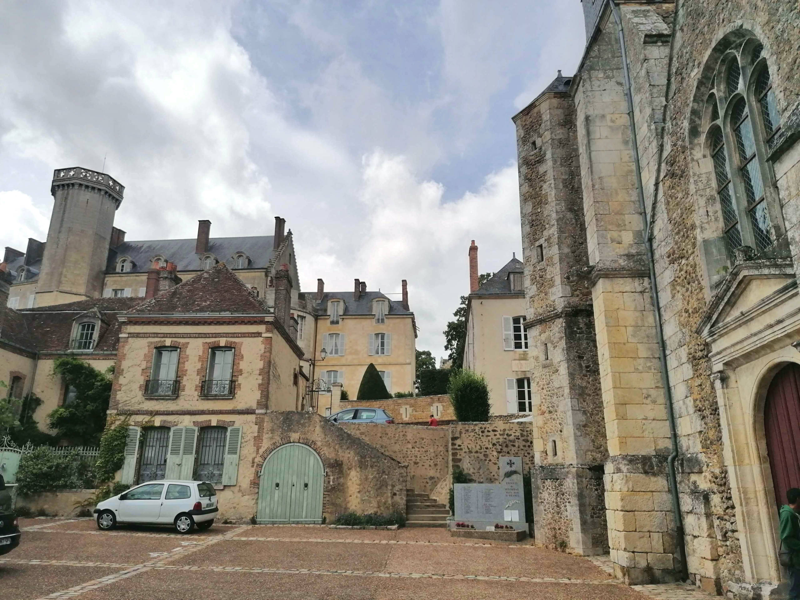 Village de caractère Sarthe