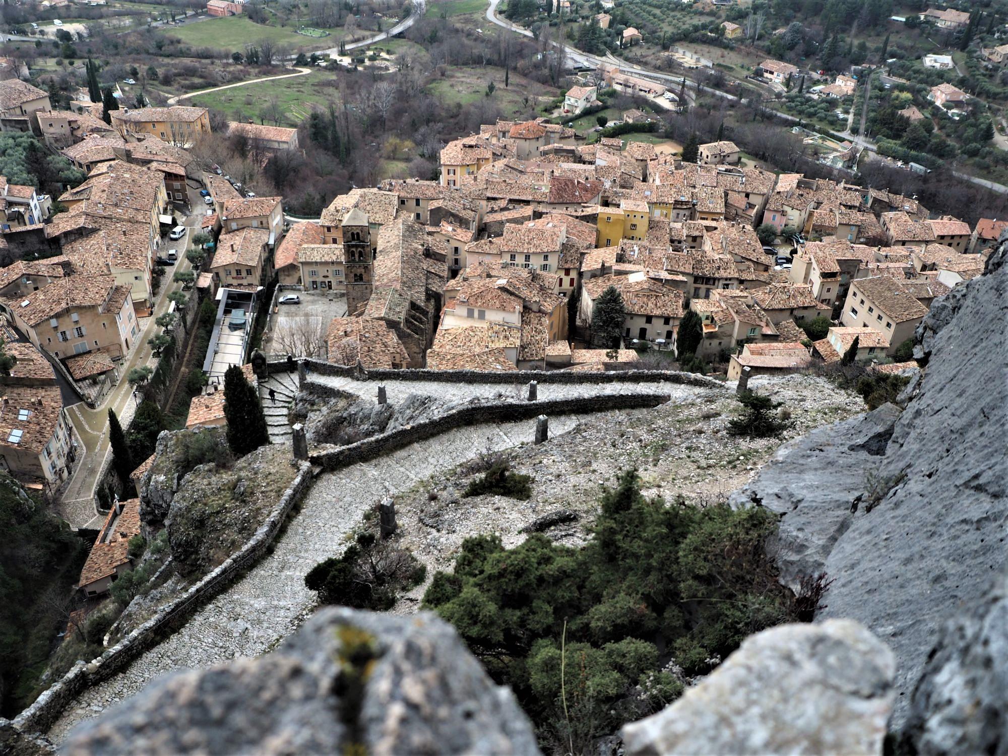 Moustiers plus beaux villages de France