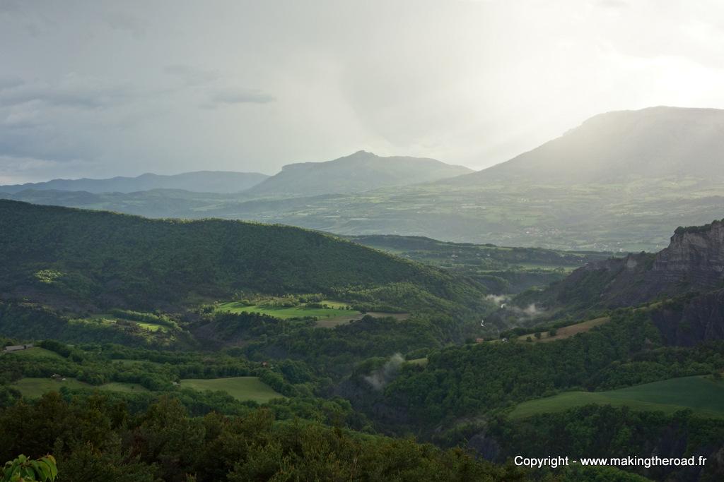 Serres Hautes Alpes village de caractère