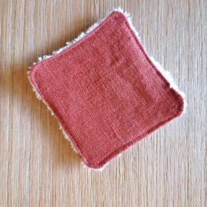 coton demaquillant durable