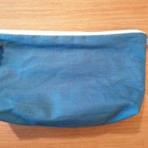 sac de toilette zéro déchet