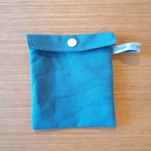 pochette imperméable shampoing solide